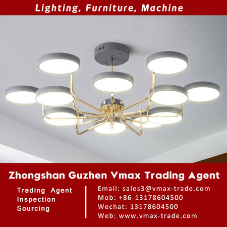 After more than 30 years of development, Guzhen lighting