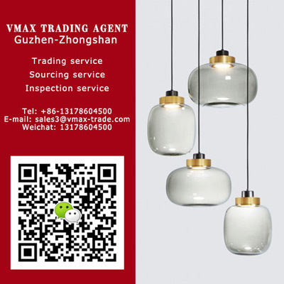 GUZHEN VMAX TRADE AGENT| Simple Pendant lamp for Africa