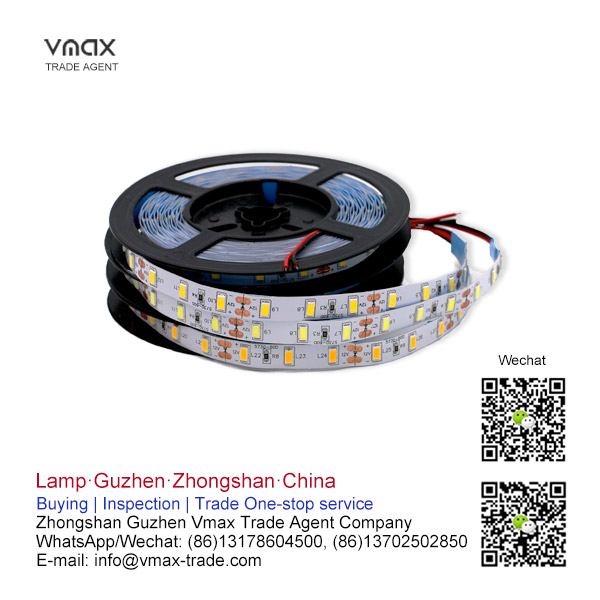 China Guzhen lighting market LED strip light sourcing agent